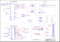 Debug board schematics